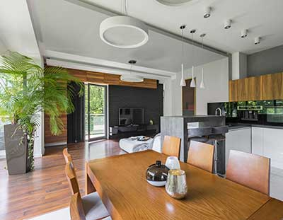 home living room area